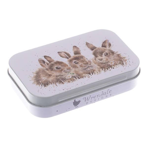 Wrendale Designs Rabbit Mini Tin