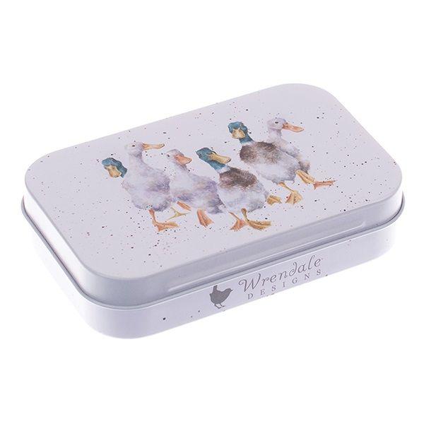 Wrendale Designs Duck Mini Tin