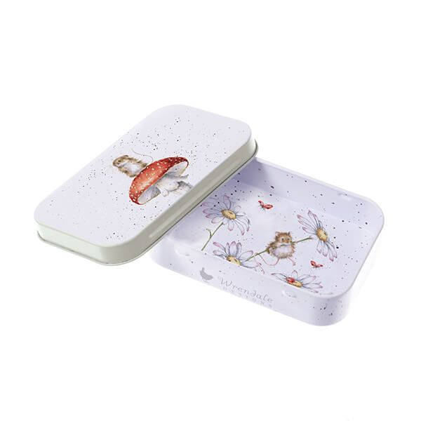 Wrendale Designs Fun-Gi Mouse Mini Tin