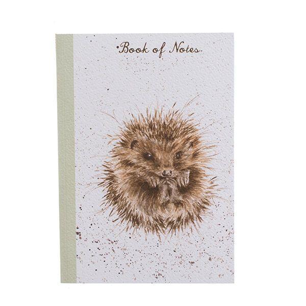 Wrendale Designs A5 Hedgehog Notebook