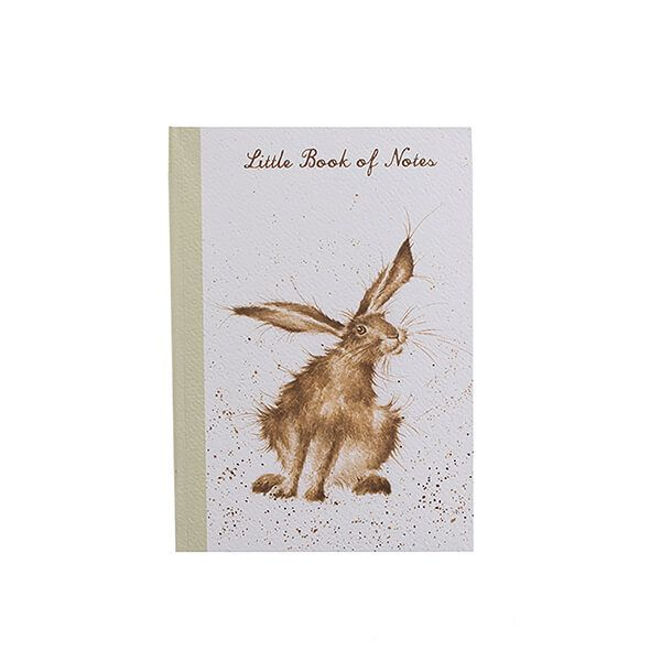 Wrendale Designs A6 Hare Notebook