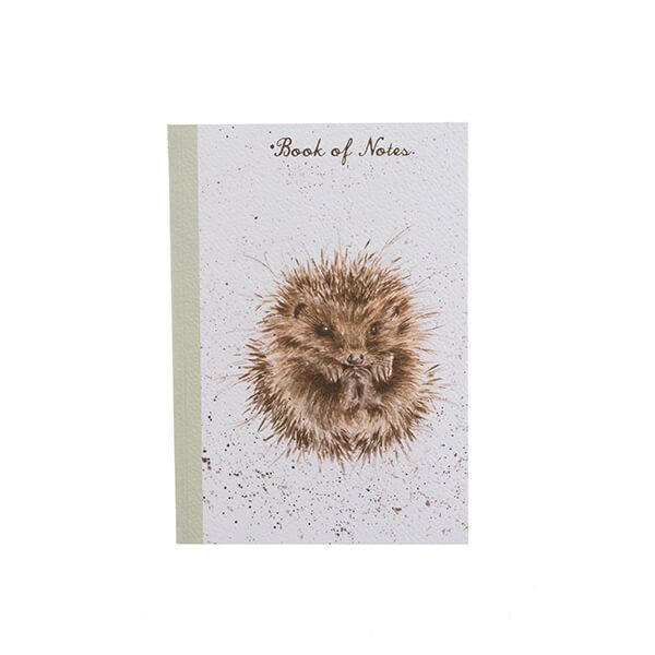 Wrendale Designs A6 Hedgehog Notebook