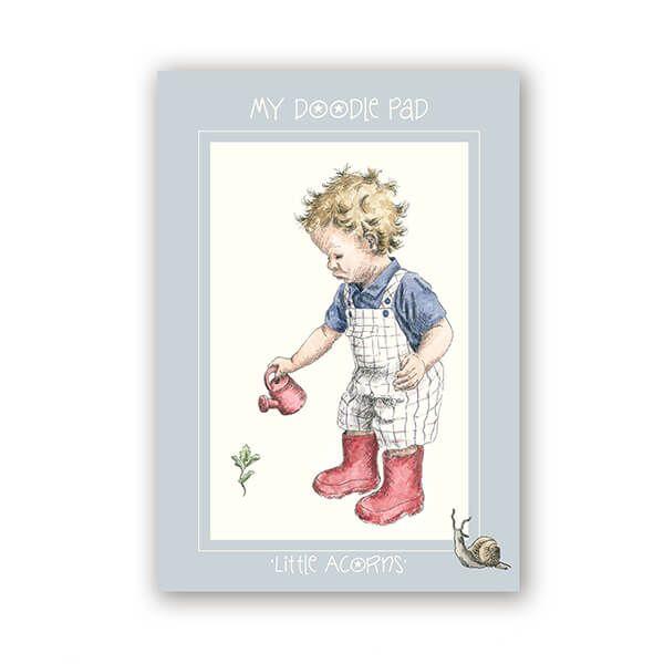 Wrendale Designs A6 Little Acorns Notebook