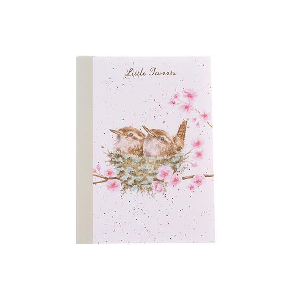 Wrendale Designs A6 Wren Notebook