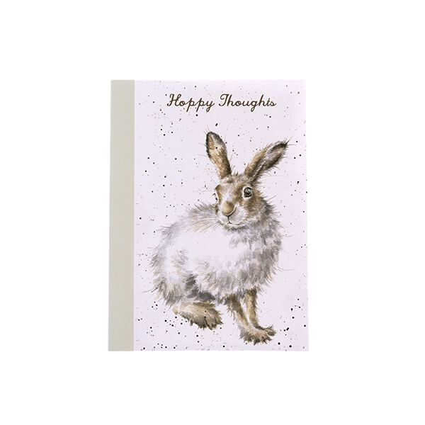 Wrendale Designs A6 Mountain Hare Notebook