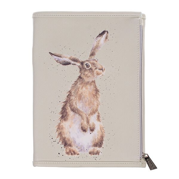Wrendale Hare Notebook Wallet