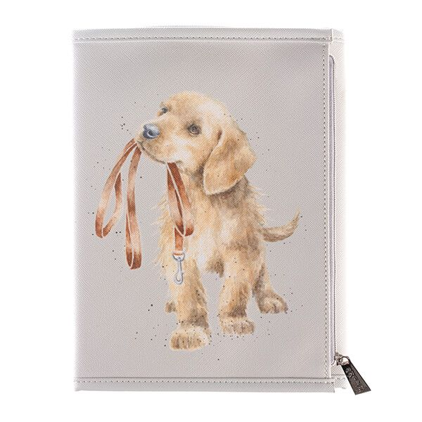 Wrendale Designs A Dog's Life Notebook Wallet