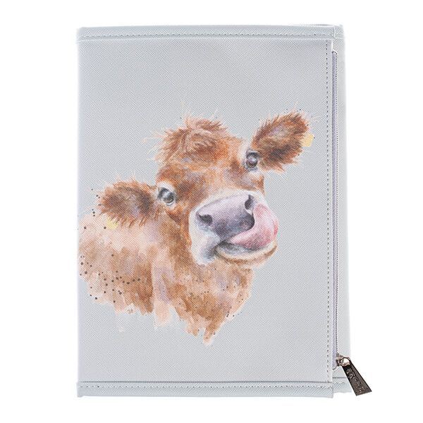 Wrendale Designs Farmyard Friends Notebook Wallet