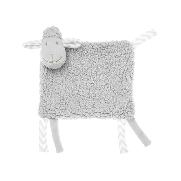 Walton & Co Grey Lamb Softee Toy