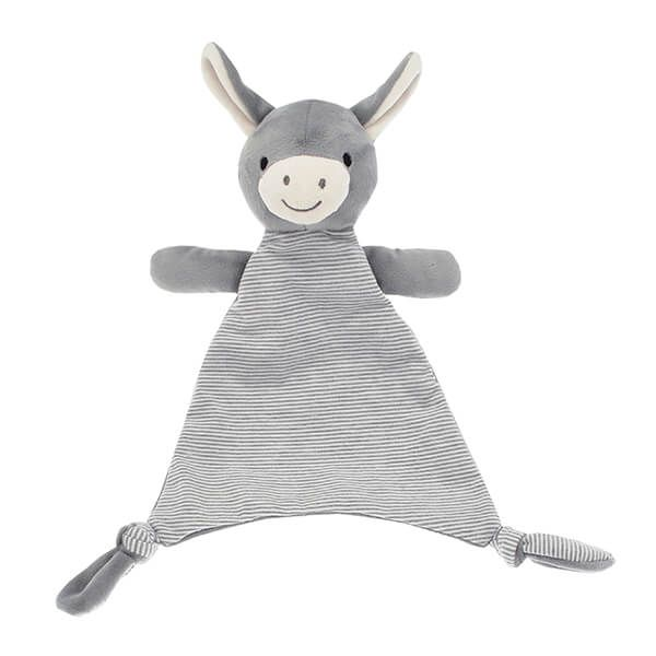 Walton & Co Donkey Small Softee Toy