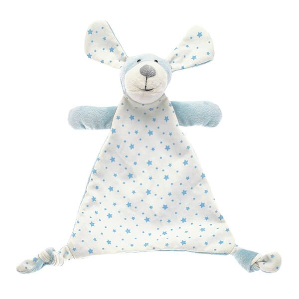 Walton & Co Blue Puppy Small Softee Toy