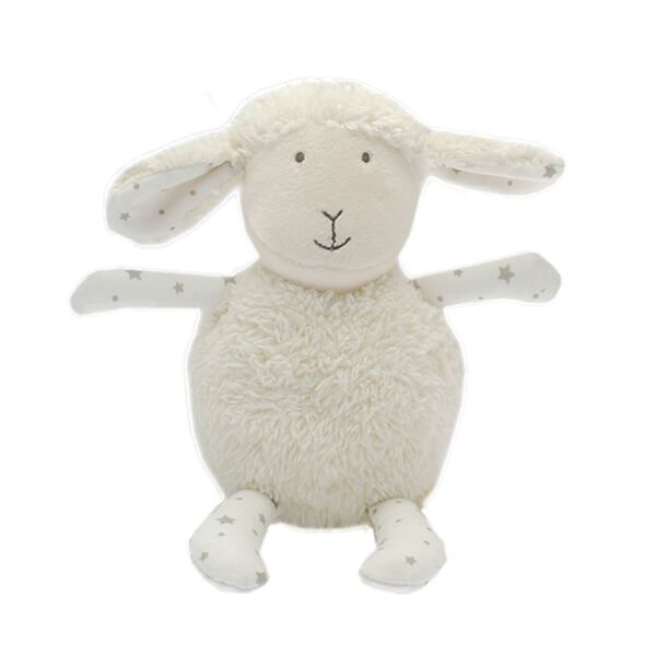 Walton & Co Softee Lamb Toy Ludo