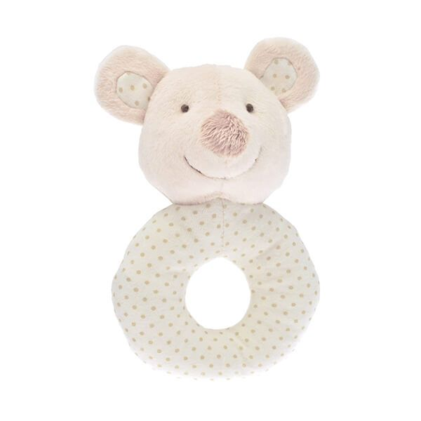 Walton & Co Nursery Snuggle Rattle