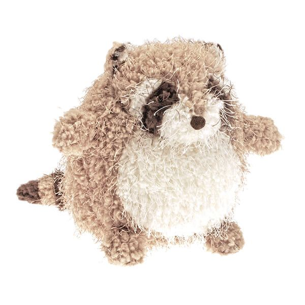 Walton & Co Woodland Friends Dodger Racoon
