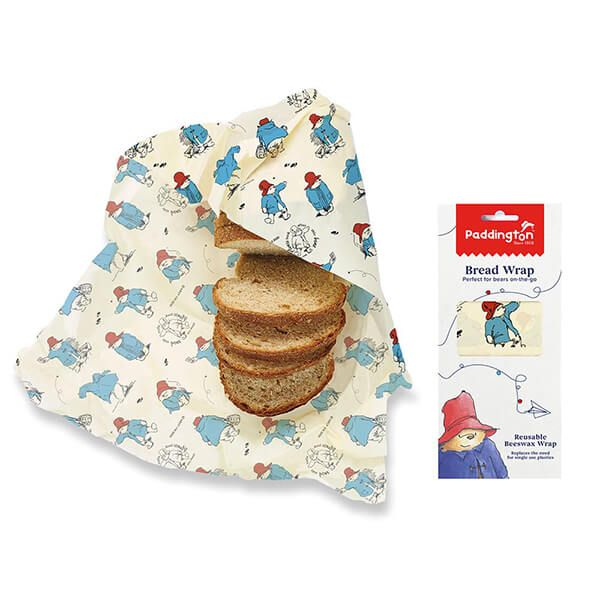 Paddington Bear Bread Beeswrap