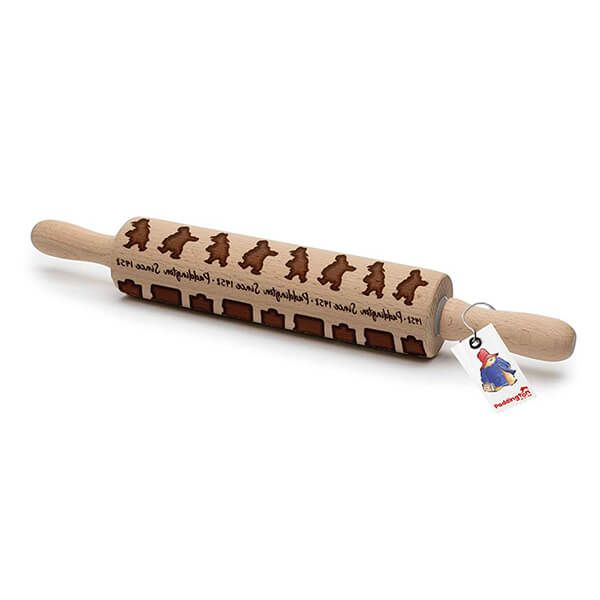 Paddington Bear Kids Engraved Rolling Pin