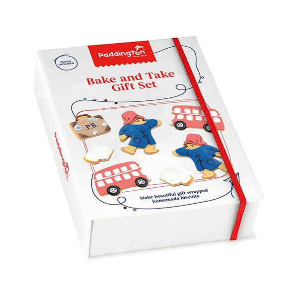 Paddington Bear 62 Piece Cookie Cutter Gift Set