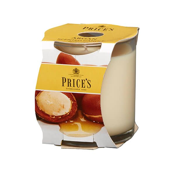 Prices Fragrance Collection Argan Cluster Jar Candle