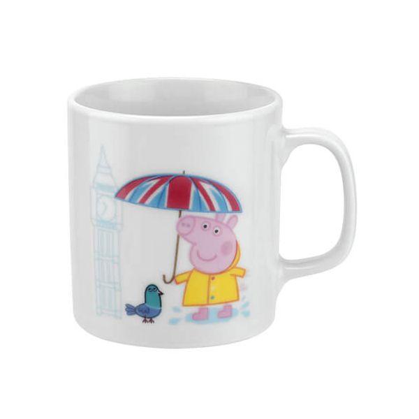 Peppa Pig Peppa London Mug