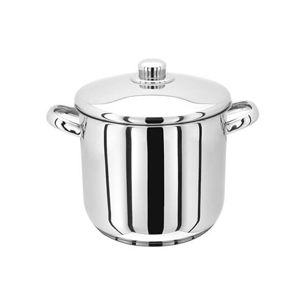 Judge Stainless Steel Stockpot 22cm 6.5 Litre