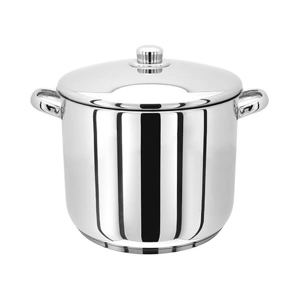 Judge Stainless Steel Stockpot 28cm 13 Litre