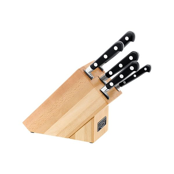 Stellar Sabatier 5 Piece Knife Block Set