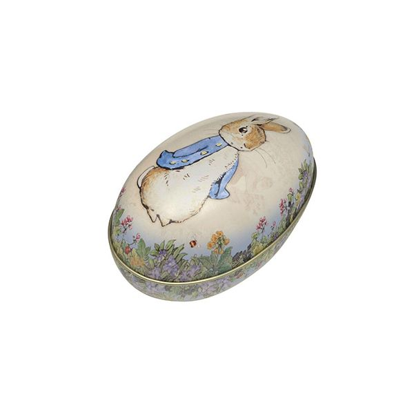 Peter Rabbit Medium Egg Tin