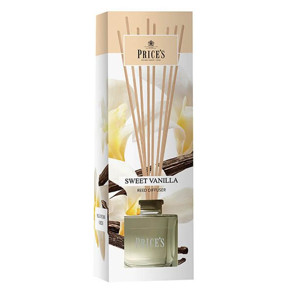 Prices Fragrance Collection Sweet Vanilla Reed Diffuser