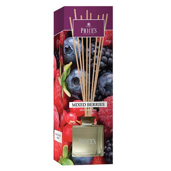Prices Fragrance Collection Mixed Berries Reed Diffuser