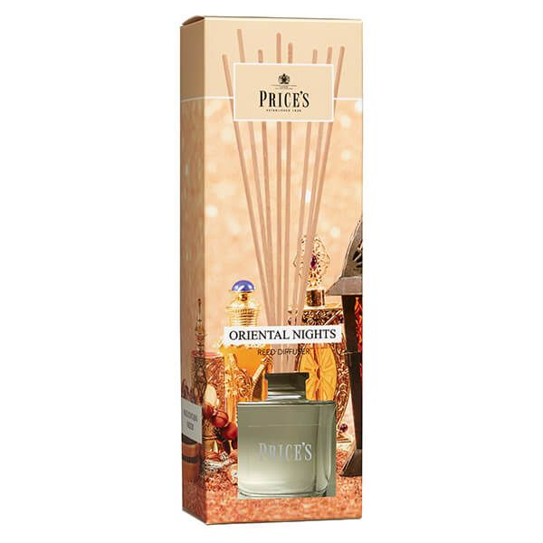 Prices Fragrance Collection Oriental Nights Reed Diffuser
