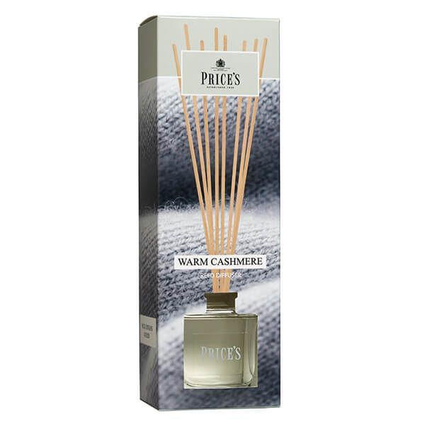 Prices Fragrance Collection Warm Cashmere Reed Diffuser