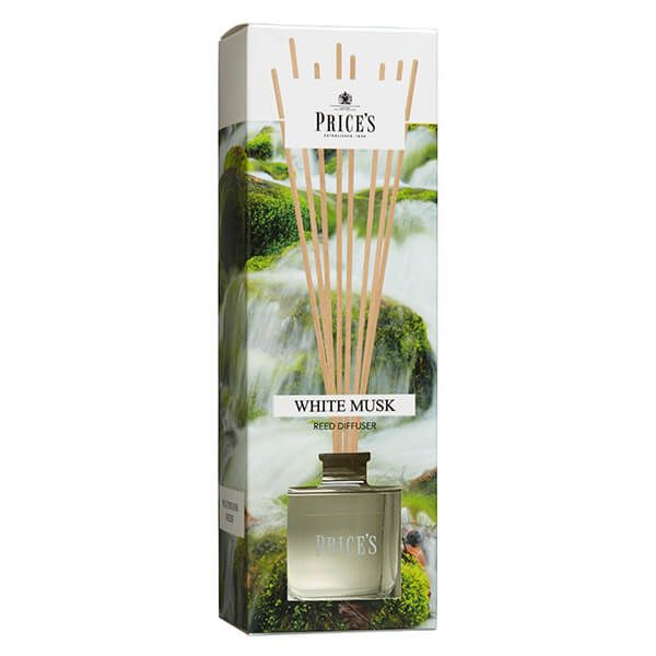 Prices Fragrance Collection White Musk Reed Diffuser