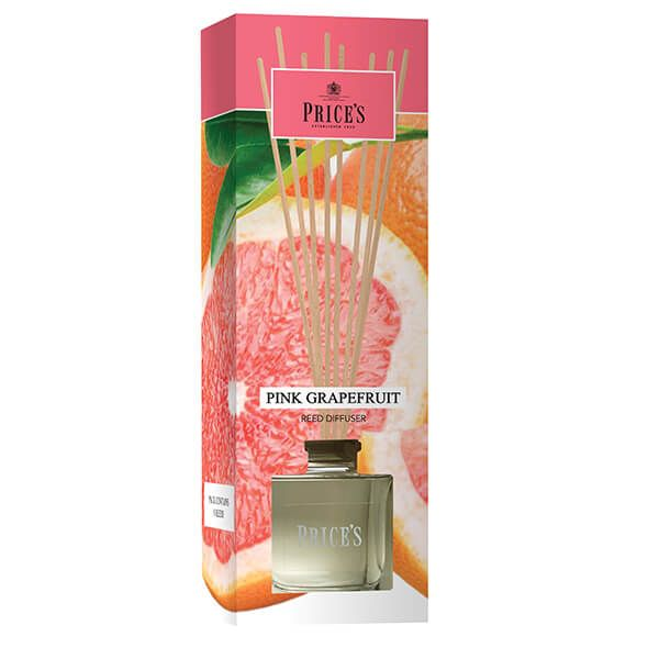Prices Fragrance Collection Pink Grapefruit Reed Diffuser