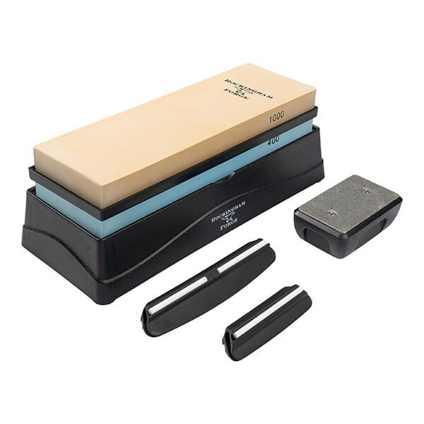 Rockingham Forge Combination (Coarse/Medium) Sharpening Kit
