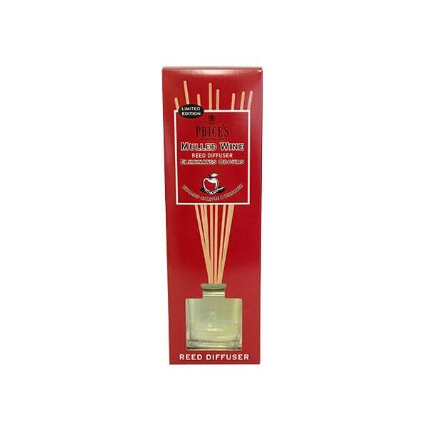 Prices Fresh Air Reed Diffuser Mulled Wine