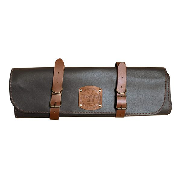 Rockingham Forge 5 Pocket Brown Leather Case