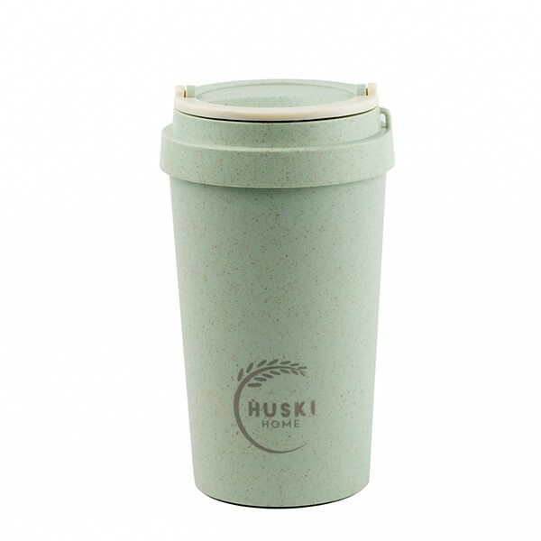 Huski Home Rice Husk Travel Cup Pastel Blue 400ml