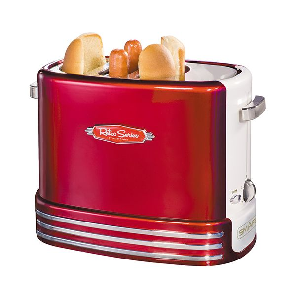 Smart Retro Popup Hot Dog Toaster