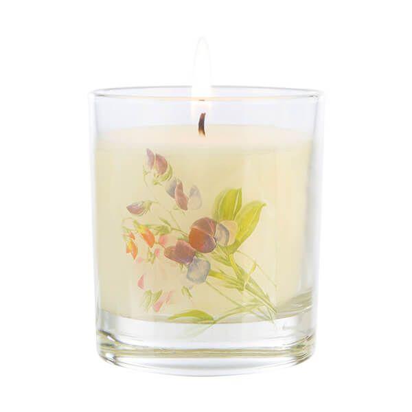Wax Lyrical RHS Fragrant Garden Sweet Pea Medium Candle