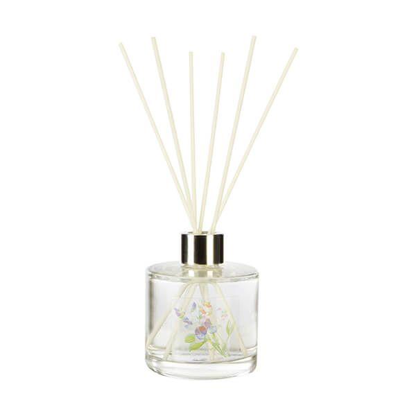 Wax Lyrical RHS Fragrant Garden Sweet Pea Reed Diffuser 180ml