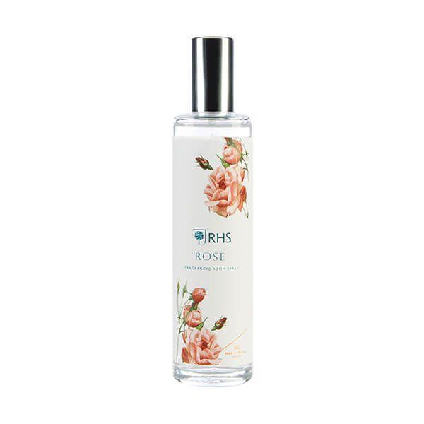 Wax Lyrical RHS Fragrant Garden Rose Room Mist 100ml