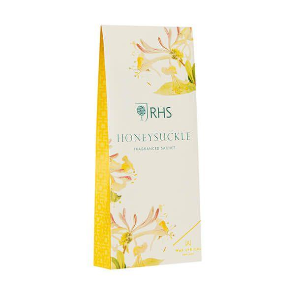 Wax Lyrical RHS Fragrant Garden Honeysuckle Scented Sachet
