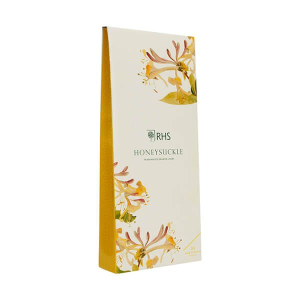 Wax Lyrical RHS Fragrant Garden Honeysuckle Drawer Liners