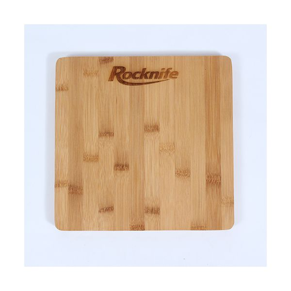 Rocknife Bamboo Chopping Board Square