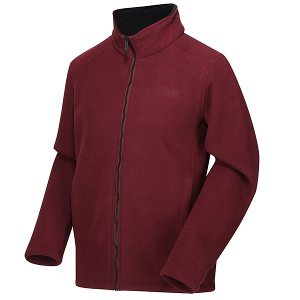 Regatta Port Royale Black Garrian Full Zip Fleece