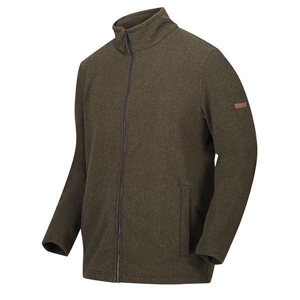 Regatta Bayleaf Esdras Full Zip Honeycomb Fleece