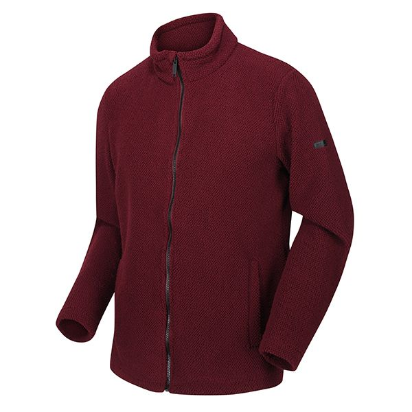 Regatta Port Royale Esdras Full Zip Honeycomb Fleece