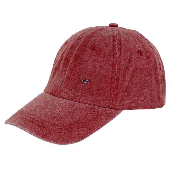 Regatta Men's Cassian Baseball Cap Delhi Red