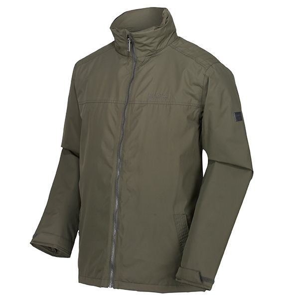 Regatta Dark Khaki Hallam Waterproof Insulated Jacket