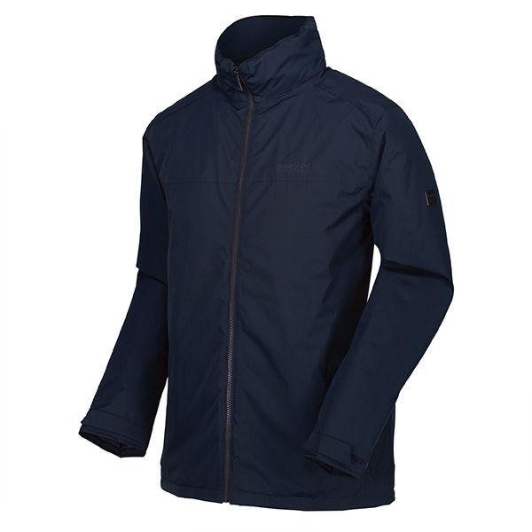 Regatta Navy Hallam Waterproof Insulated Jacket
